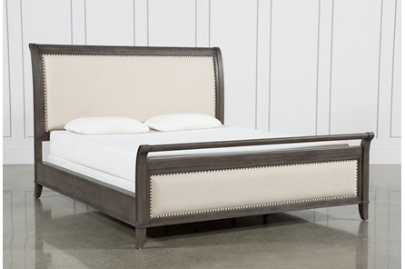 Candice II Eastern King Sleigh Bed