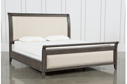 Candice II California King Sleigh Bed