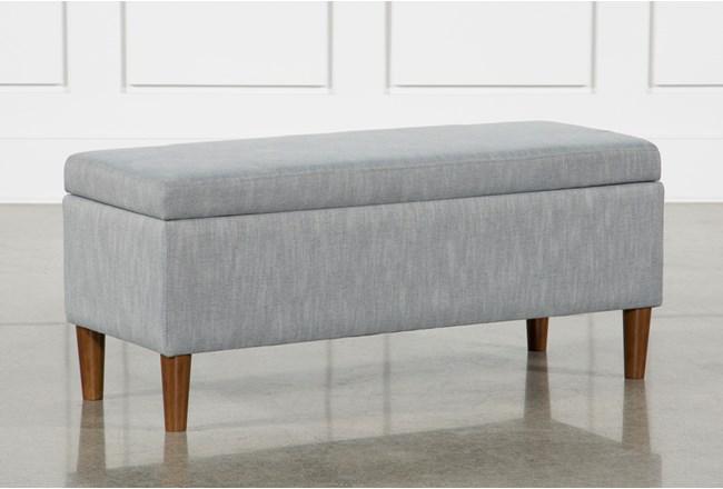 Dean Charcoal Storage Bench - 360
