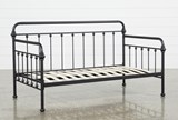 Knox Metal Twin Daybed - Right