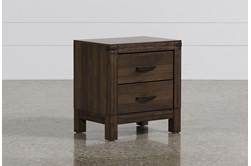 Willow Creek II 2-Drawer Nightstand