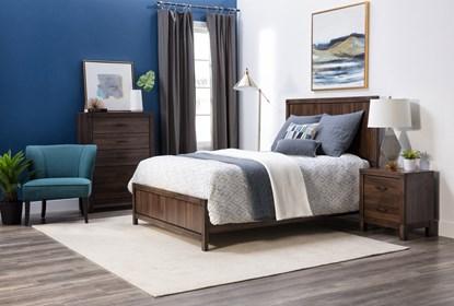 Willow Creek California King 3 Piece Bedroom Set