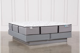 Kit-Revive Gel Springs Firm California King Mattress W/Foundation