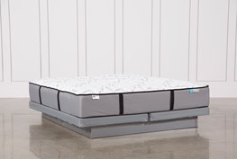 Revive Gel Springs Firm California King Mattress W/Low Profile Foundation