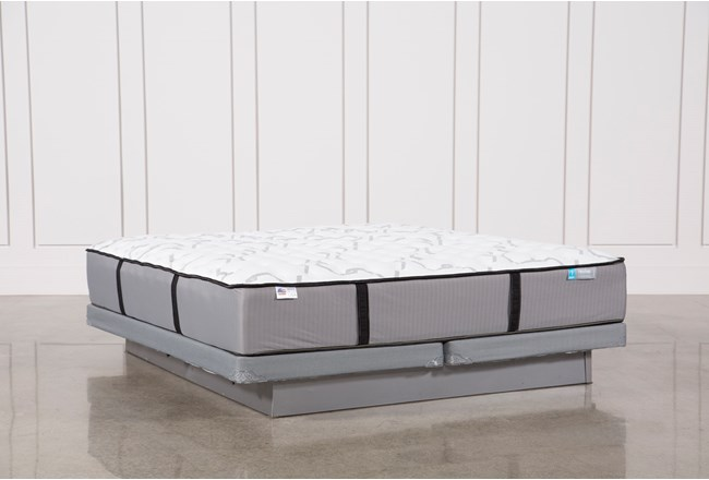 Kit-Revive Gel Springs Firm Eastern King Mattress W/Low Profile Foundation - 360