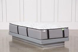 Revive Gel Springs Medium Tw Extra Long Mattress W/Low Profile Foundation