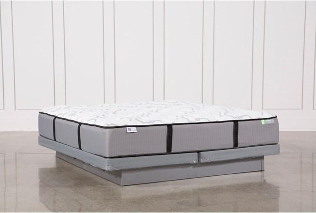 Kit-Revive Gel Springs Medium Eastern King Mattress W/Low Profile Foundation - 360