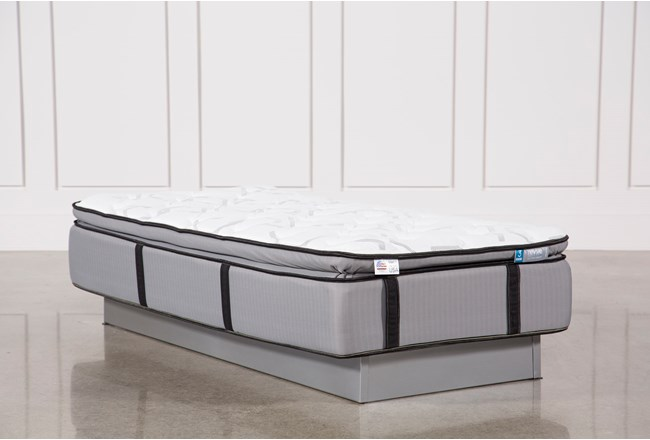 Gel Springs Plush Twin Mattress - 360