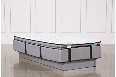 Gel Springs Plush Twin Extra Long Mattress - Main