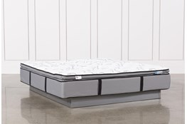 Gel Springs Plush Eastern King Mattress
