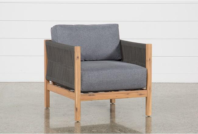 Outdoor Sienna Lounge Chair - 360