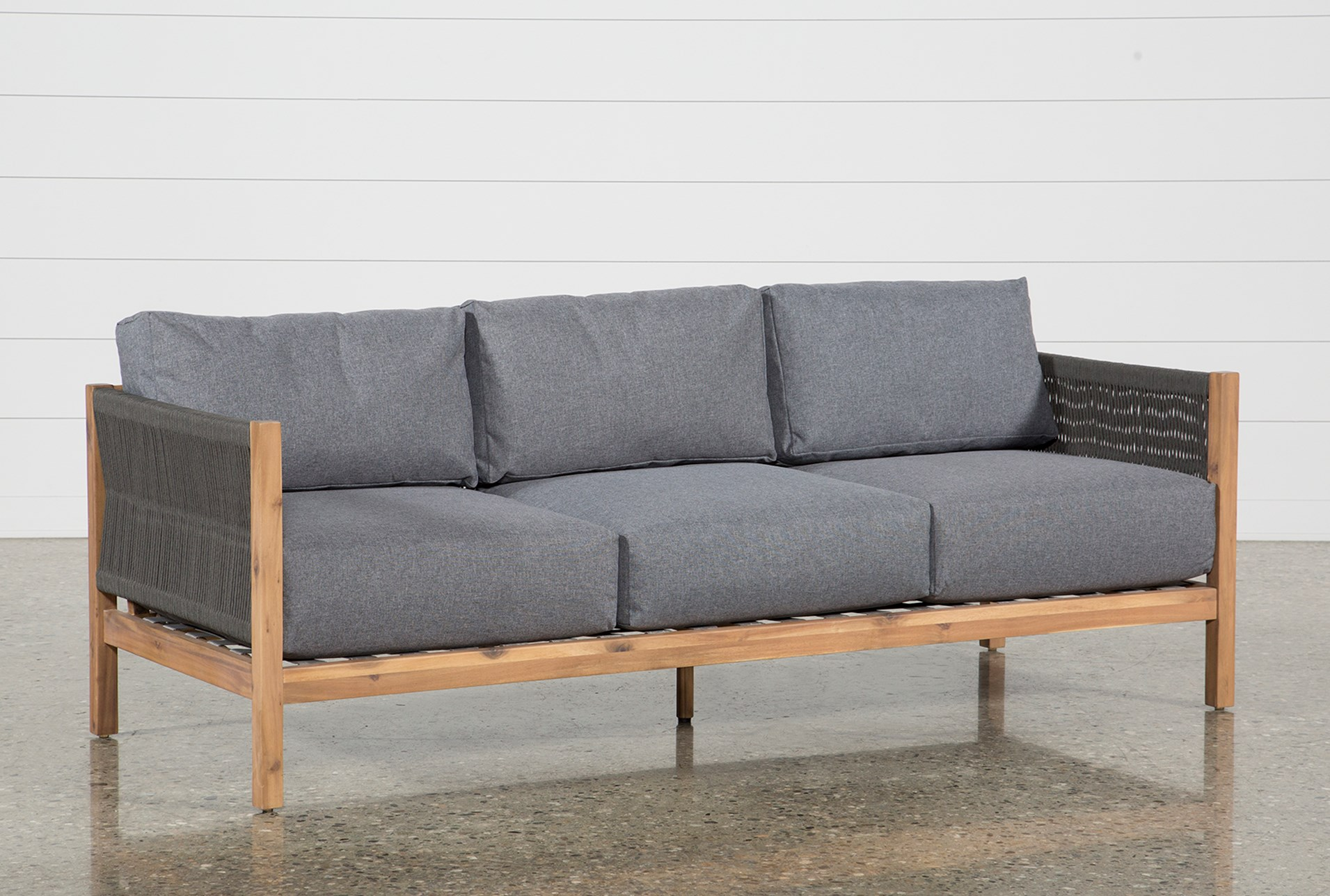 Outdoor sienna sofa qty 1 has been successfully added to your cart