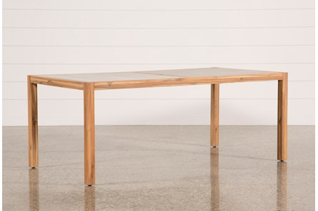 Outdoor Sienna Dining Table - Main