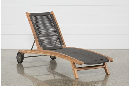 Outdoor Sienna Chaise Lounge - Main