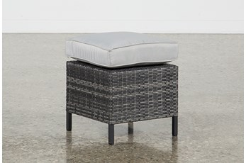 Outdoor Domingo Banquette Ottoman