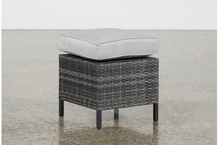 Outdoor Domingo Banquette Ottoman - Main
