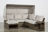 Outdoor Aventura II Daybed - Right