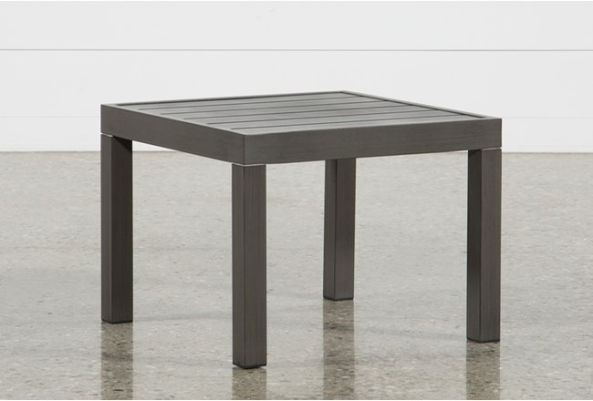 Martinique Outdoor End Table - 360