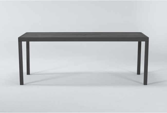 Martinique Outdoor Rectangle Dining Table - 360