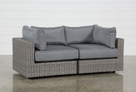 Outdoor Koro 2 Piece Sectional