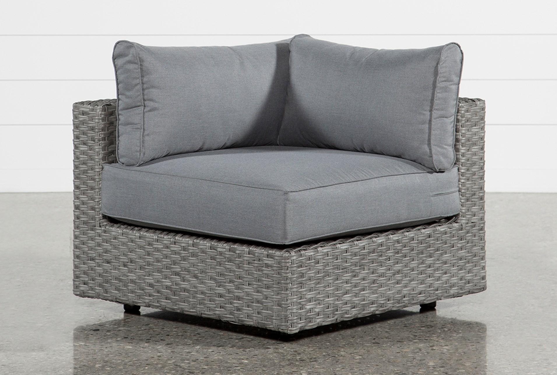 Koro Outdoor Corner Chair