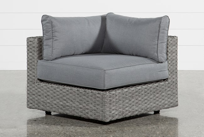 Outdoor Koro Corner Chair - 360
