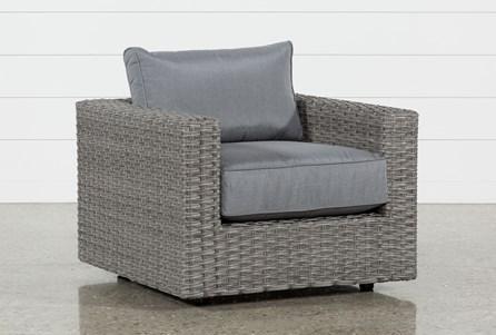 Outdoor Koro Swivel Chair