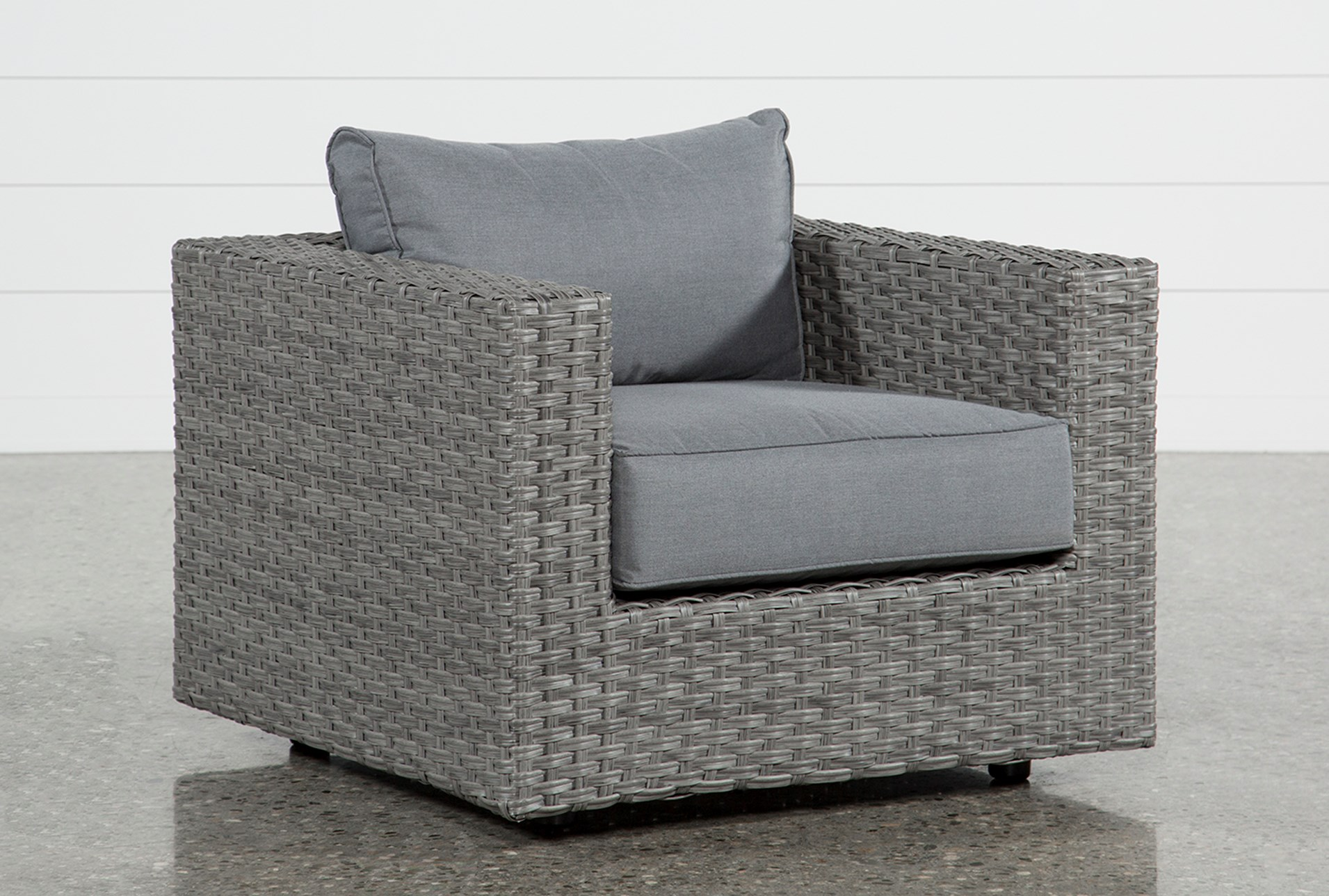 Outdoor Koro Lounge Chair Living Spaces