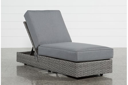 Outdoor Koro Chaise Lounge - Main