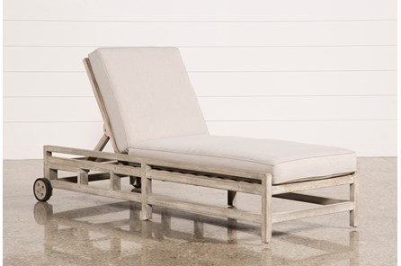 Outdoor Pompeii Chaise Lounge - Main