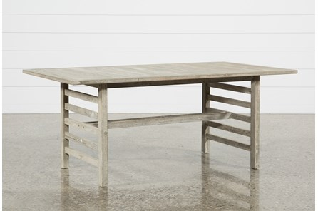 Outdoor PompeII Dining Table - Main