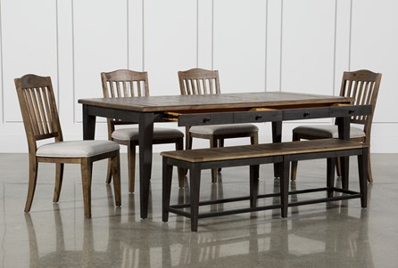 Foundry 6 Piece Dining Set