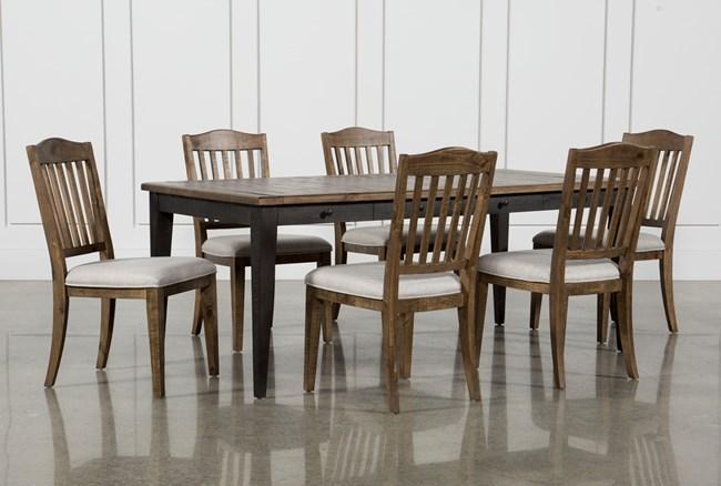 Foundry 7 Piece Dining Set - 360