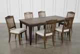 Foundry 7 Piece Dining Set - Top