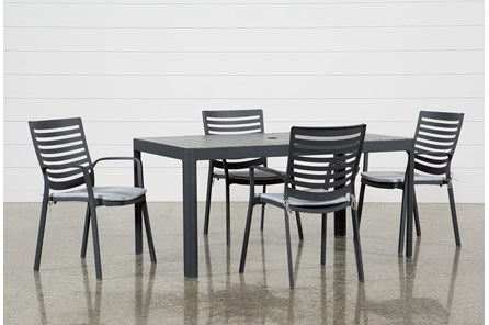 Outdoor Andaz 5 Piece Dining Set - Main