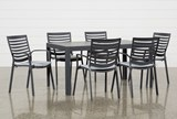Outdoor Andaz 7 Piece Dining Set - Signature