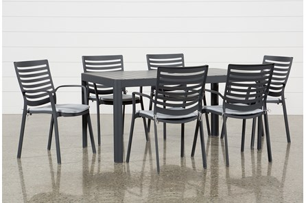 Outdoor Andaz 7 Piece Dining Set - Main