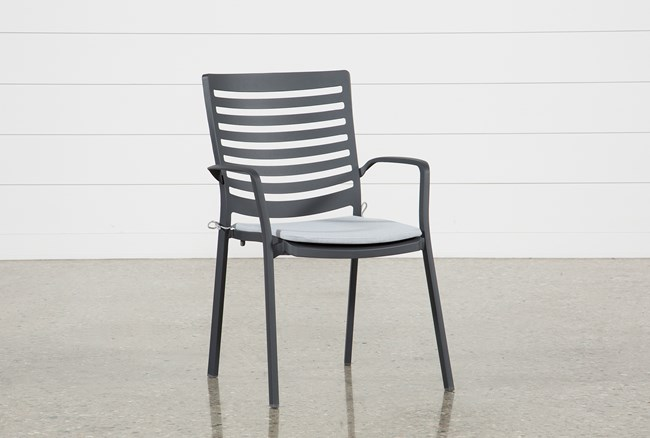Outdoor Andaz Dining Chair - 360