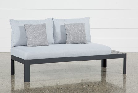 Outdoor Andaz 2-Seater W/End Table