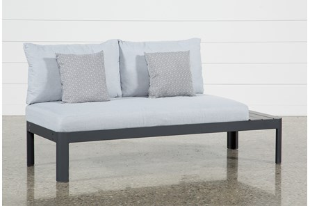 Outdoor Andaz 2-Seater W/End Table - Main