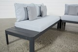 Outdoor Andaz 2 Piece Sectional & Cocktail Table - Top