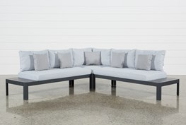 Outdoor Andaz 3 Piece Sectional