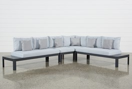 Outdoor Andaz 4 Piece Sectional