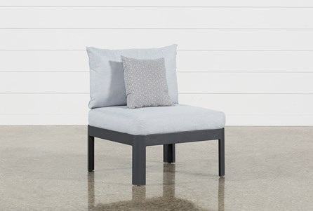 Outdoor Andaz Armless Chair