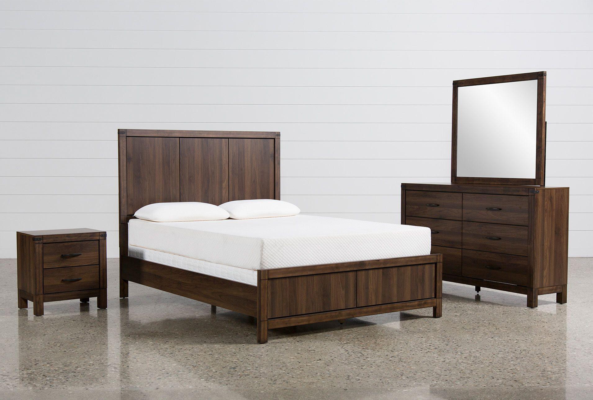 willow creek queen 4 piece bedroom set living spaces rh livingspaces com living spaces valencia bedroom set living spaces full size bedroom sets