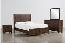 Willow Creek Queen 4 Piece Bedroom Set