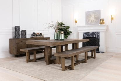 Palazzo 3 Piece Dining Table Set