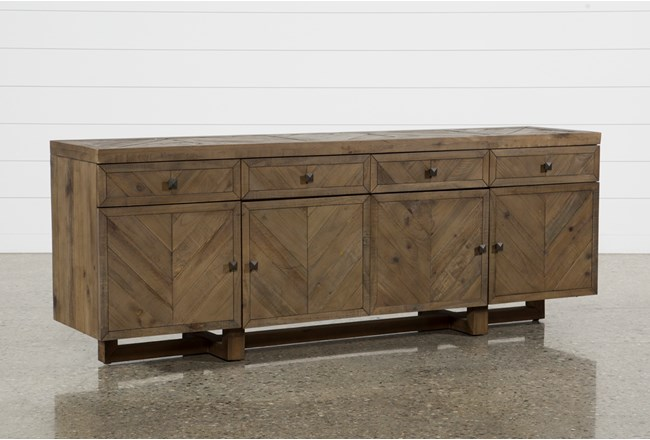 Palazzo 87 Inch Sideboard - 360