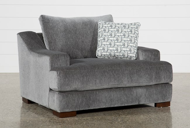 Maddox Oversized Chair - 360