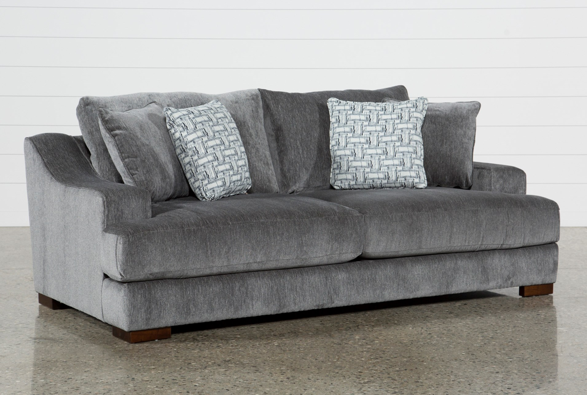 Fabric Sofas - Free Assembly with Delivery | Living Spaces